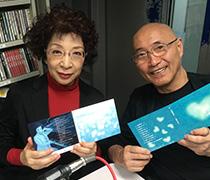 ジャズの最先端をひた走るアーティスト達がゲストに~遠藤律子(P)/堀秀彰(P)